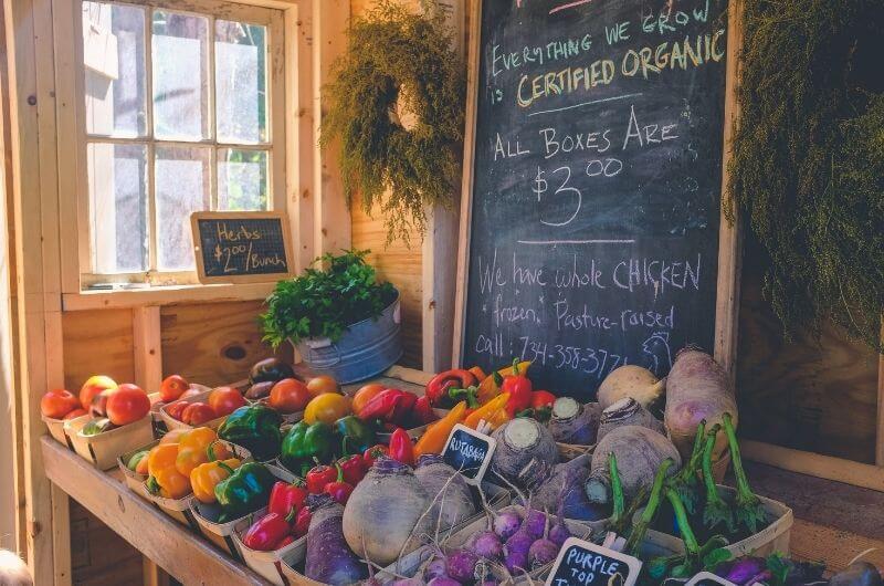 regional-bio-essen-nachhaltig-urlaub-ecotourism-farmers-market-wochenmarkt-neonbrand-sEwtU-qy06c-unsplash