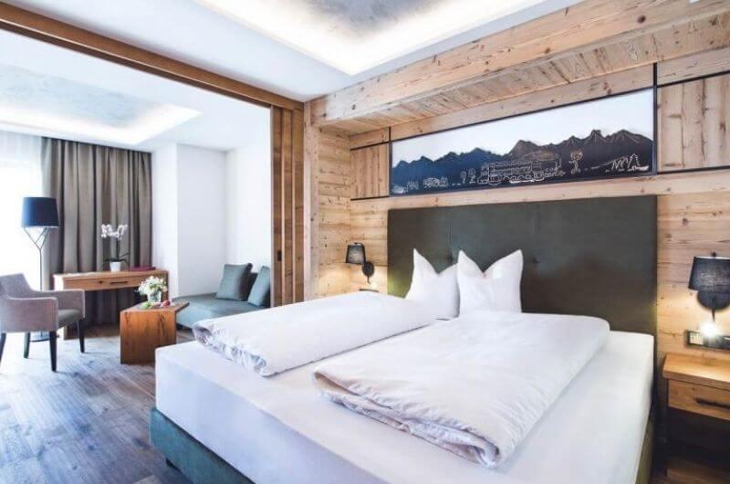 Doppelzimmer Premium für bis 4 Personen mit Balkon Klosterbräu
